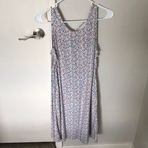 Gap Swing Tie Dress